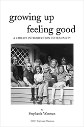 image of book cover - Growing Up Feeling Good