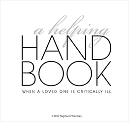 image of book cover - A Helping Handbook