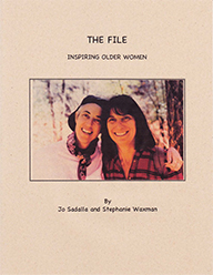 image of book cover - The File